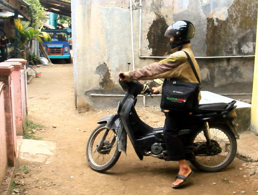 Wakaf Motor Dakwah Untuk Da'i Wilayah Bukit Pangandaran