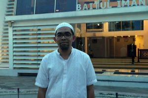Yusnafiri bin Masran Saleh, karyawan perusahaan telekomunikasi