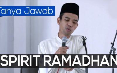 Video Ceramah: Menjaga Amal Ibadah Pasca Ramadhan